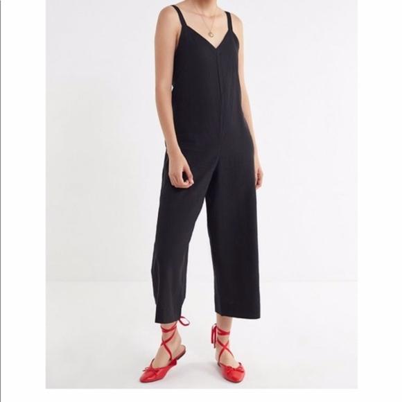 79a798e28e9c Urban Outfitters Pants | Marta Linen Jumpsuit | Poshmark